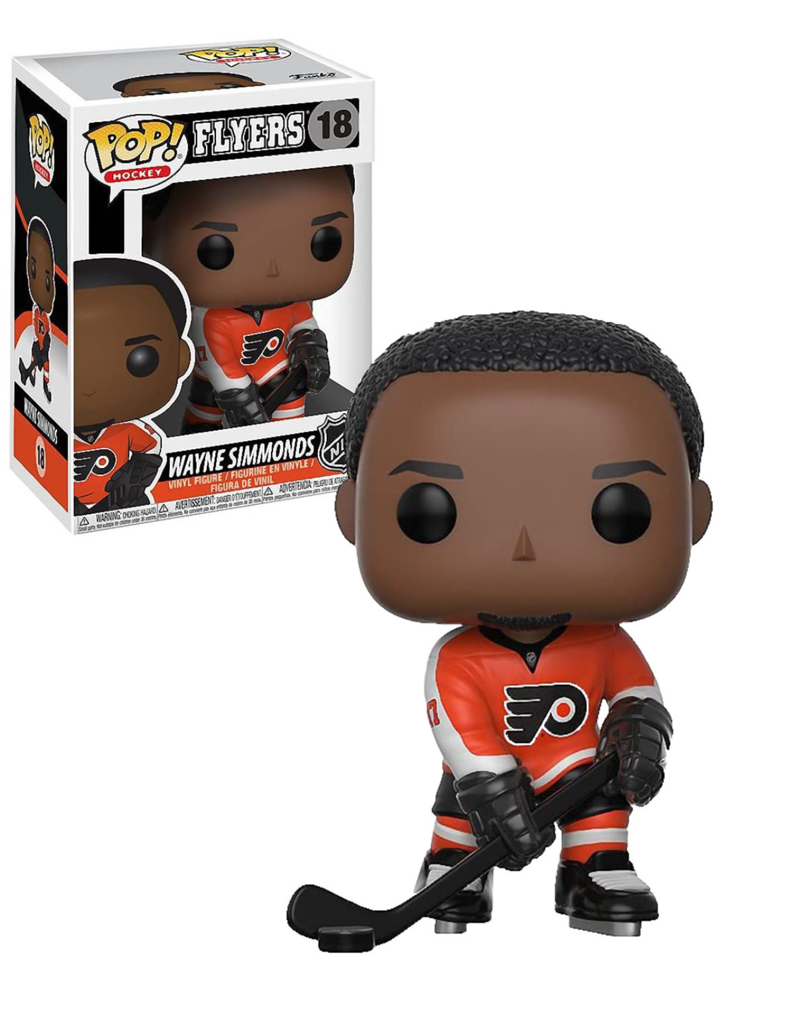 NHL Flyers 18 ( Funko Pop ) Wayne Simmonds