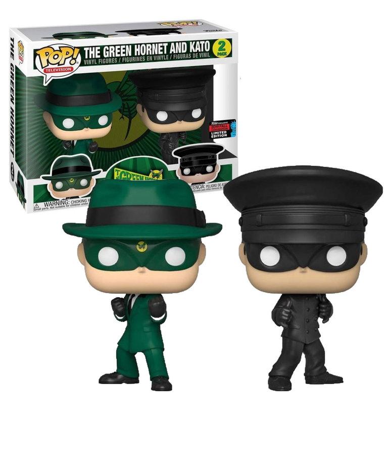 The Green Hornet and Kato ( Funko Pop )