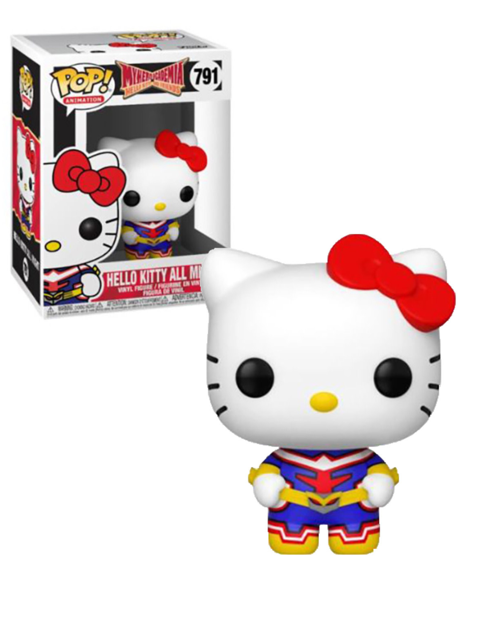 My Hero Academia Hello Kitty 791 ( Funko Pop ) Hello Kitty