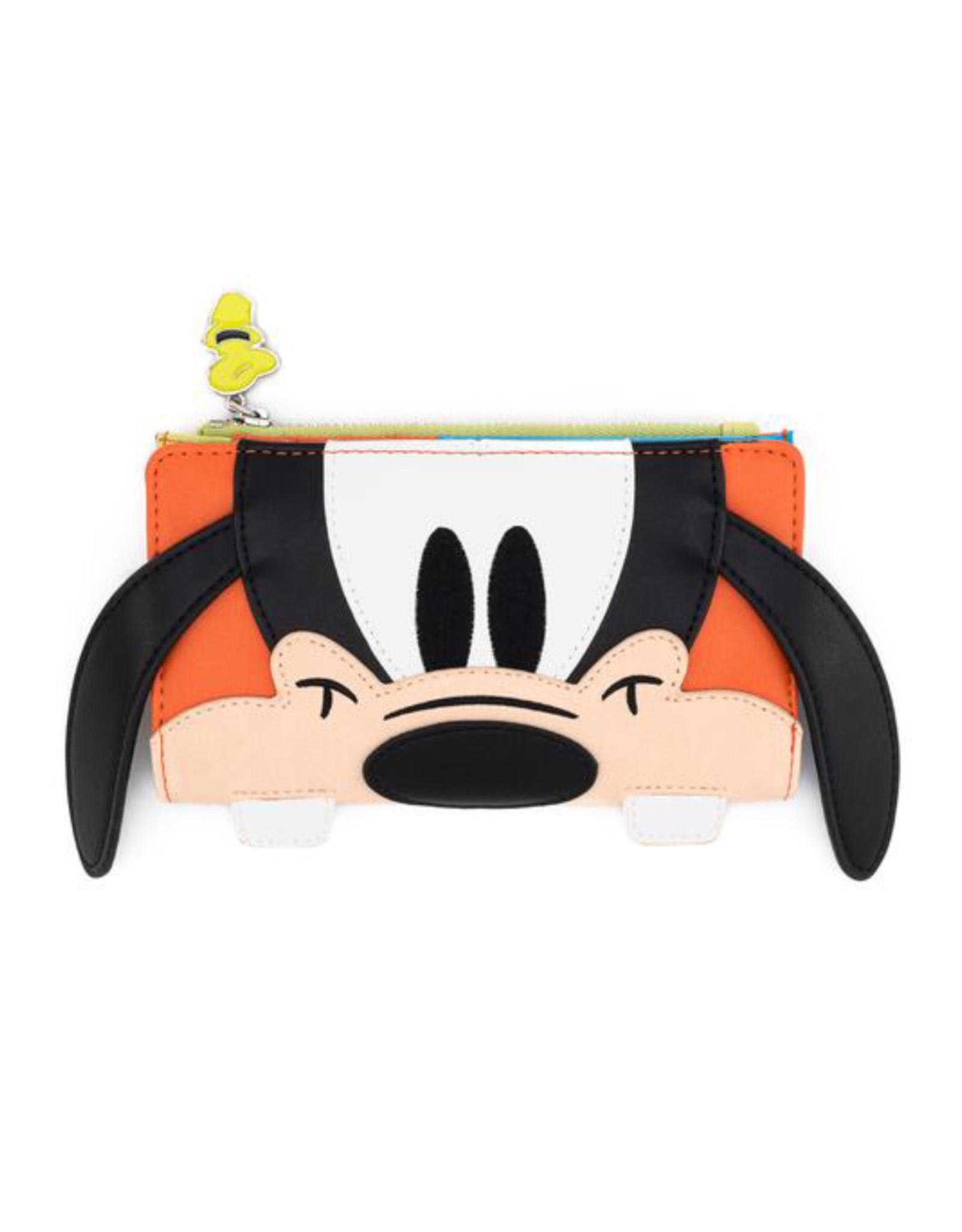 Disney Disney (  Loungefly Wallet ) Goofy