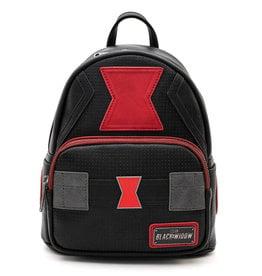 Marvel Marvel ( Loungefly Mini Backpack ) Black Widow