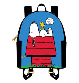 Peanuts ( Loungefly Mini Backpack ) Snoopy