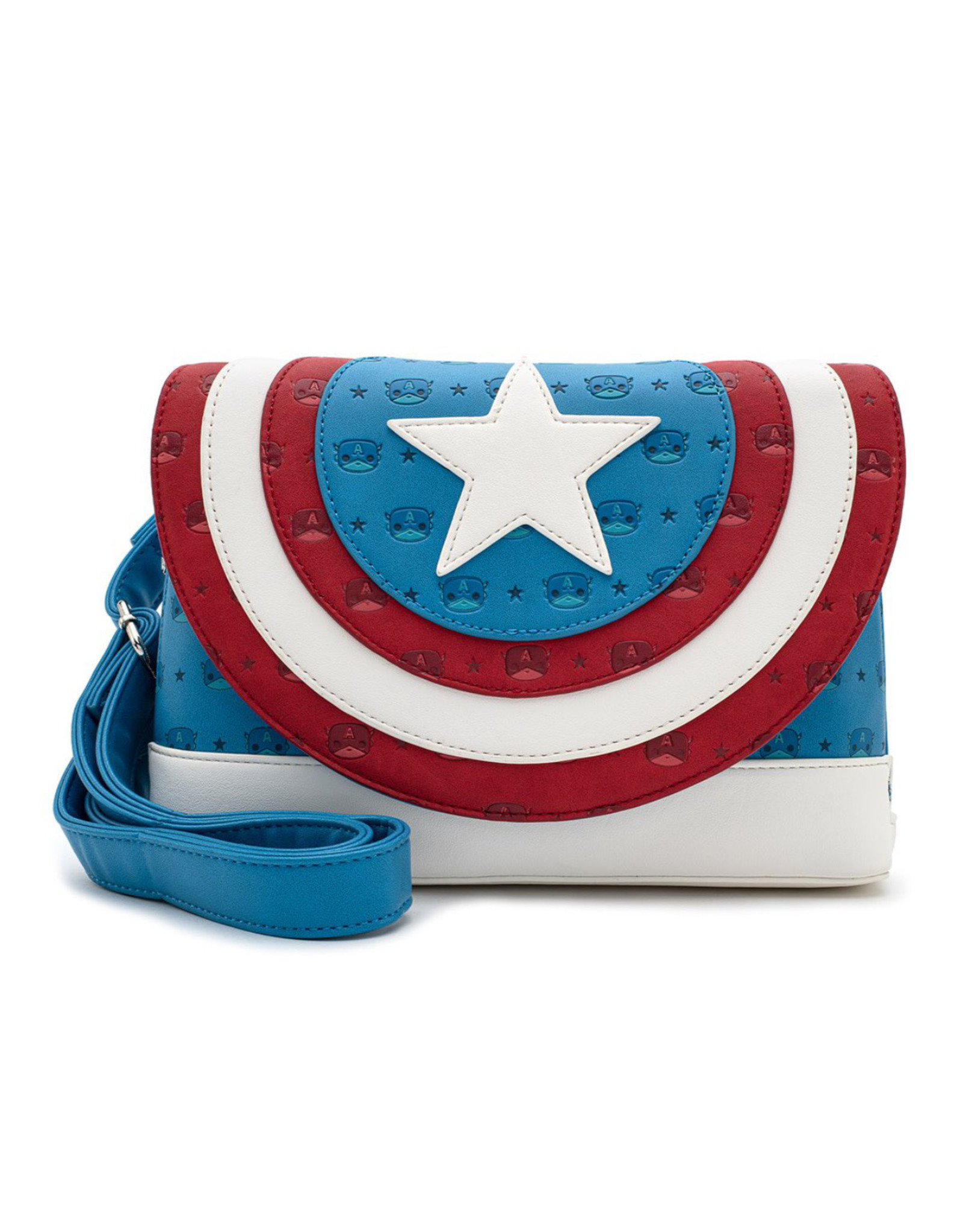 Marvel Marvel ( Loungefly Handbag ) Captain America