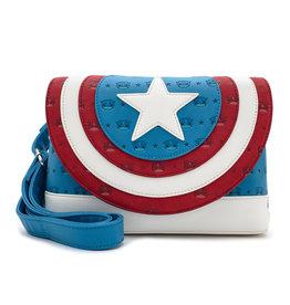 Marvel Marvel ( Loungefly Handbag ) Captain America
