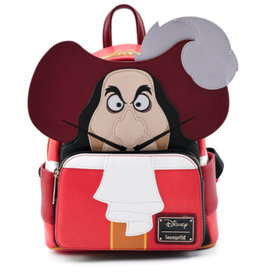 Disney Disney ( Loungefly Mini Backpack) Captain Hook