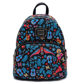 Disney Pixar  ( Loungefly Mini Backpack ) Coco
