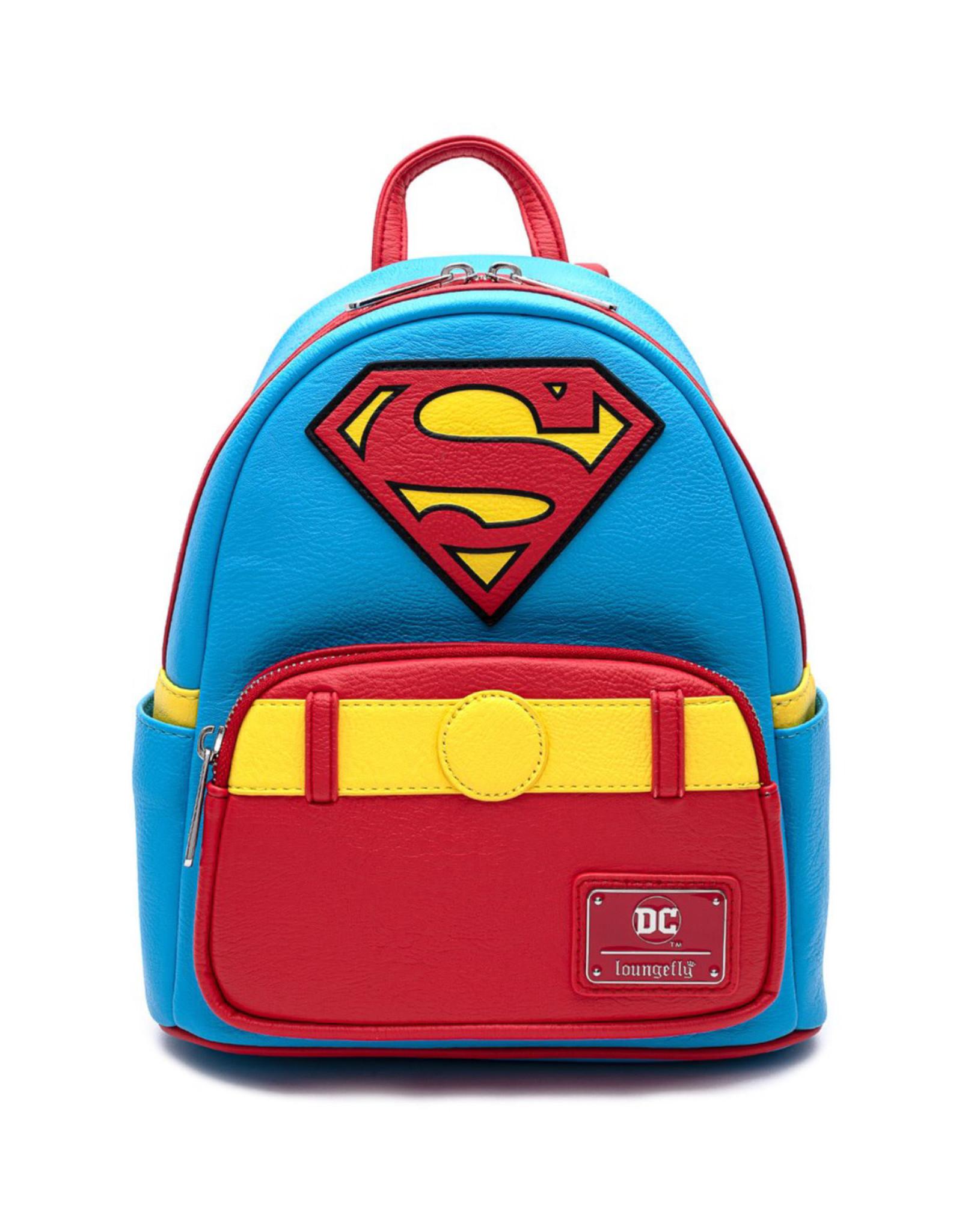 Dc comics Dc Comics ( Loungefly Mini backpack ) Superman