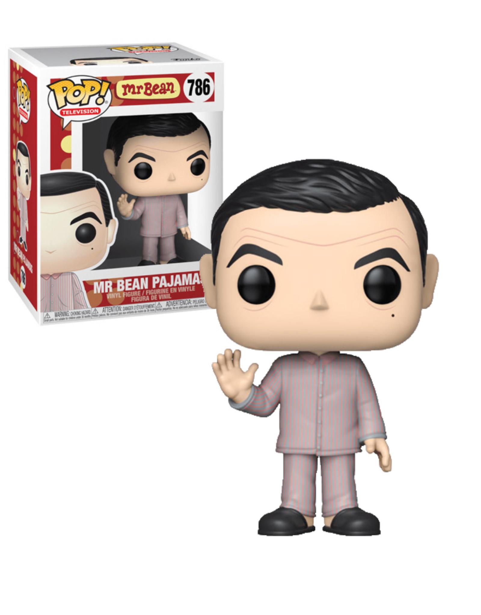 Mr. Bean 786 ( Funko Pop ) Mr Bean Pajama