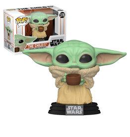 Star Wars Star Wars 378 ( Funko Pop ) L'enfant avec bol