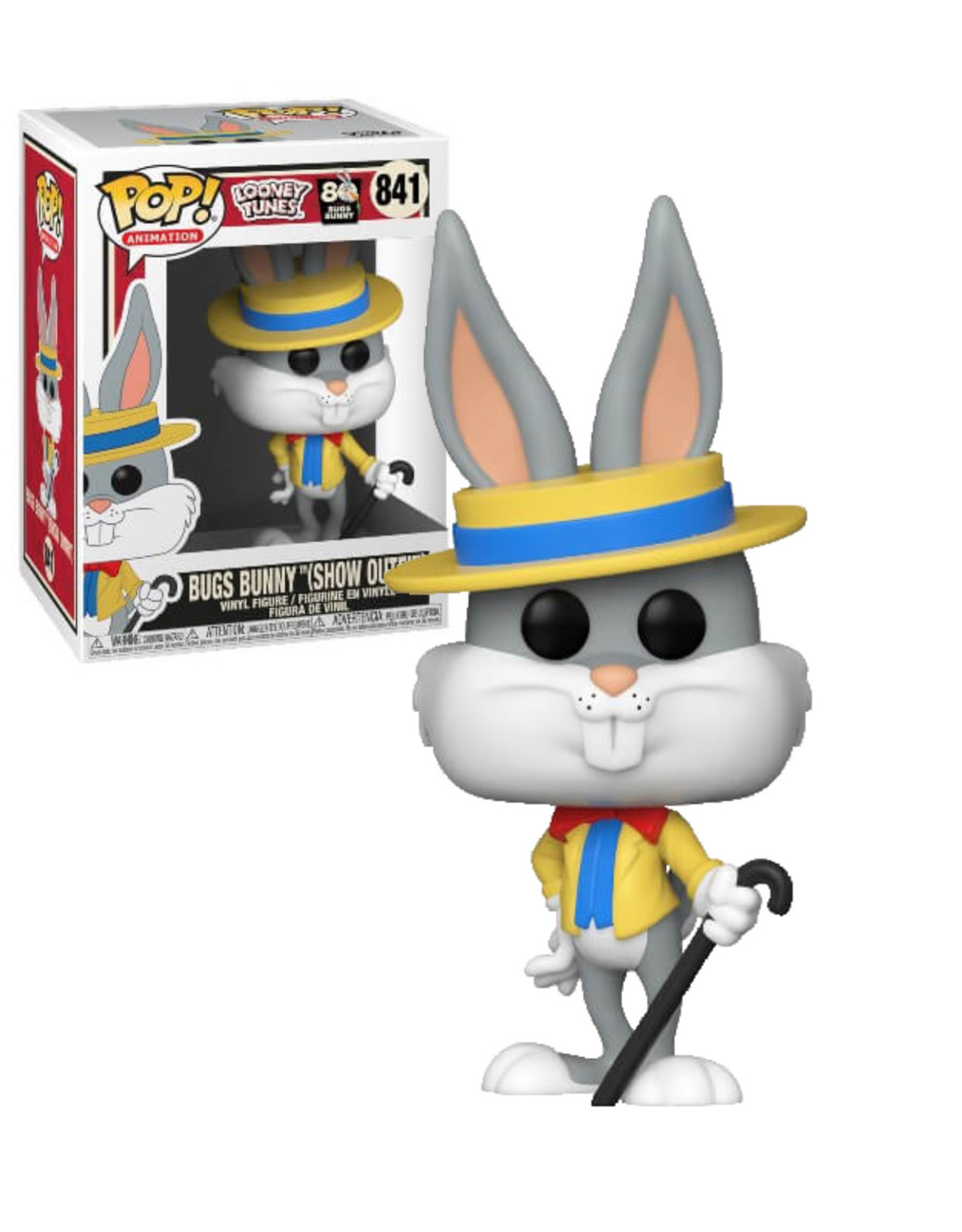 Looney Tunes 841 ( Funko Pop ) Bugs Bunny