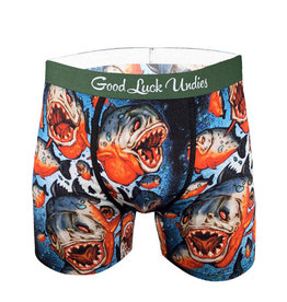 Boxer ( Good Luck Undies ) Piranhas