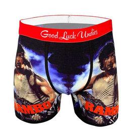 Boxer ( Good Luck Undies ) Rambo