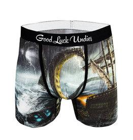 Boxer ( Good Luck Undies ) Kraken