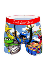 Boxer ( Good Luck Undies ) Sesame Street