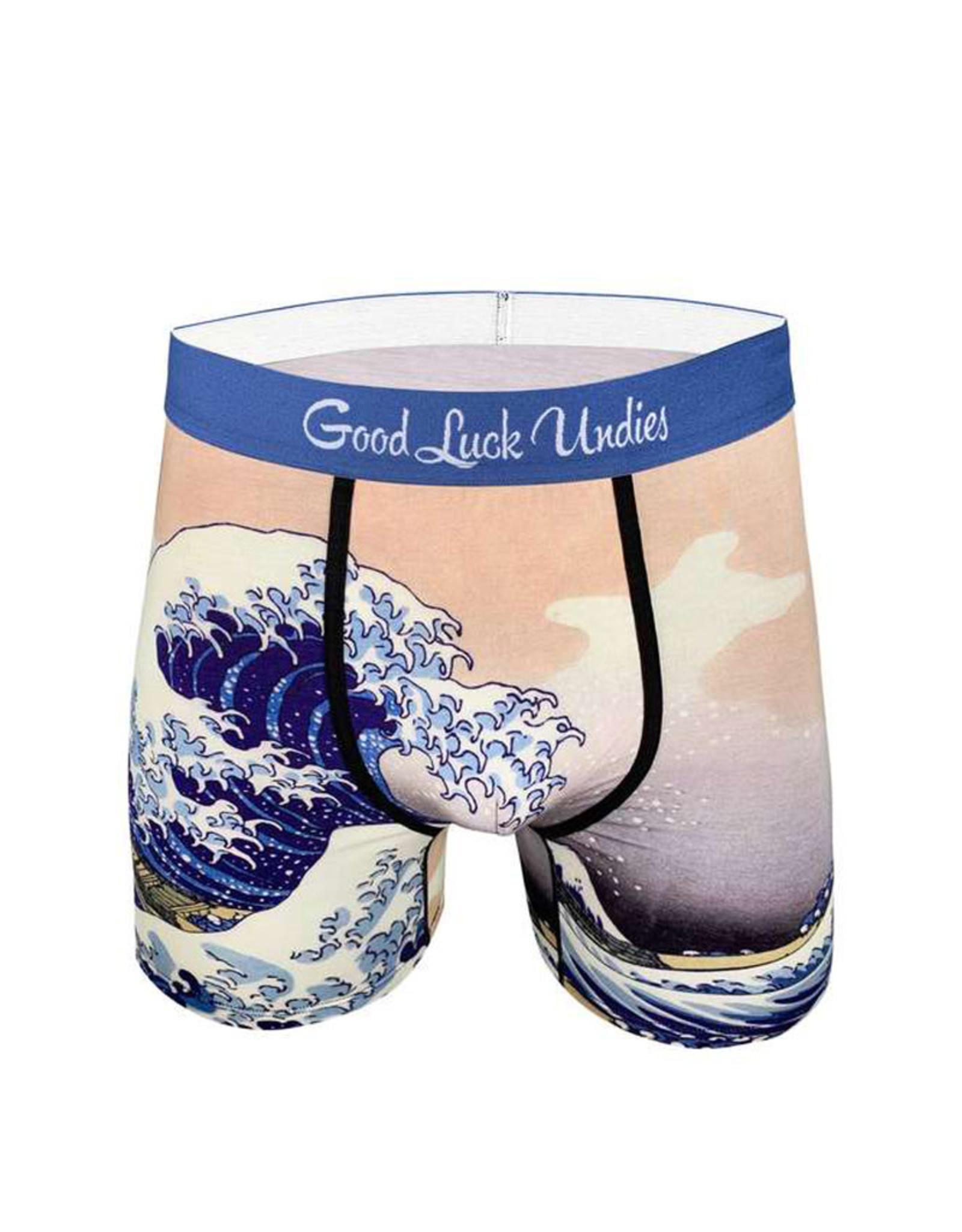 Boxer ( Good Luck Undies ) Wave
