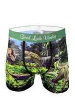 Boxeur ( Good Luck Undies ) Dinosaures