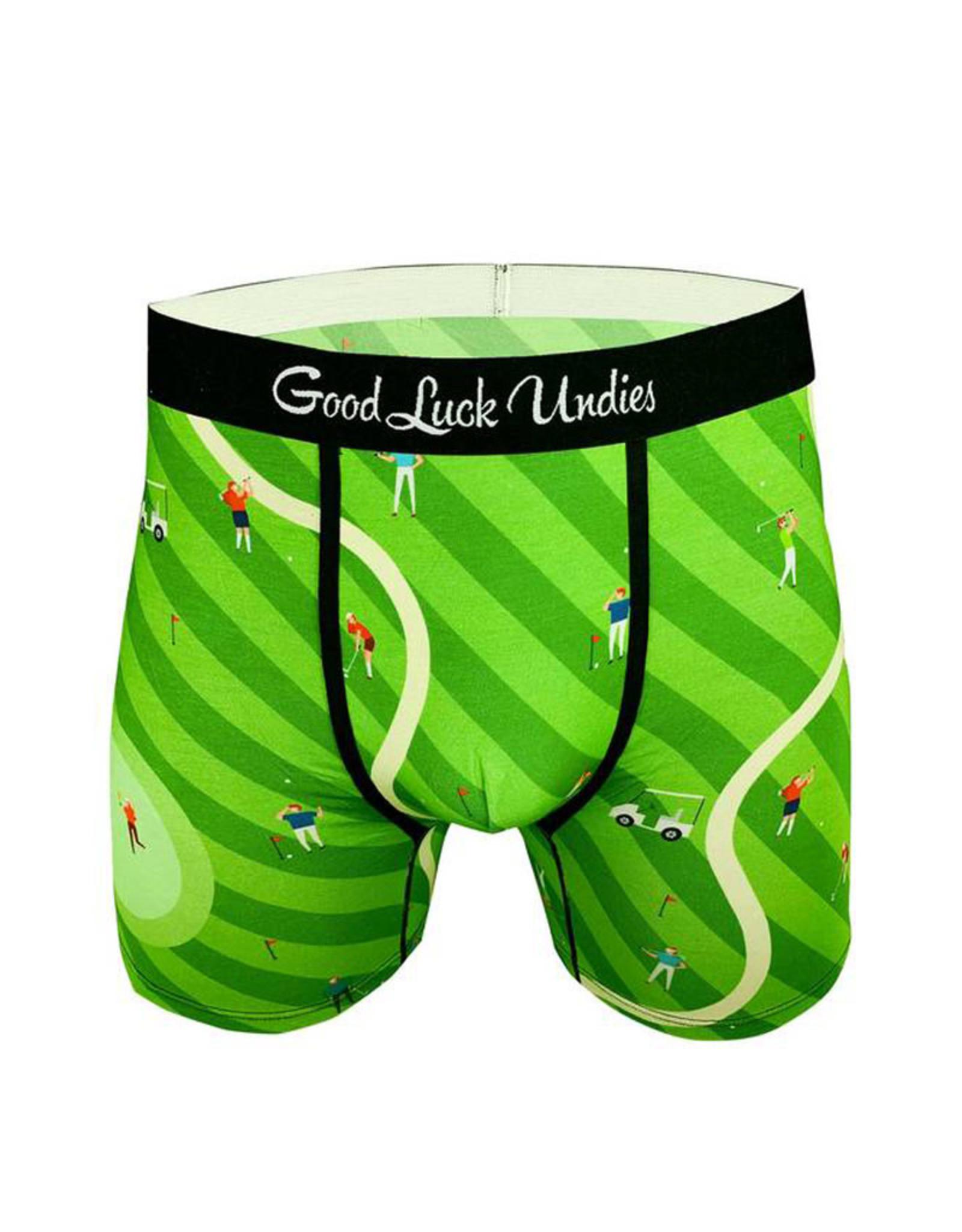Boxeur ( Good Luck Undies ) Golf