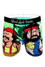 Boxer ( Good Luck Undies ) Cheech and Chong