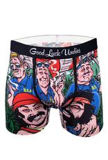 Boxer ( Good Luck Undies ) Cheech and Chong D.E.A