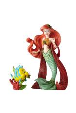Disney  Disney ( Showcase Figurine ) Ariel Christmas