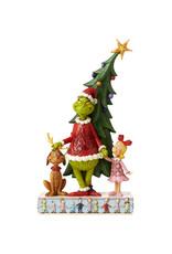 The Grinch ( Jim Shore Figurine ) Christmas