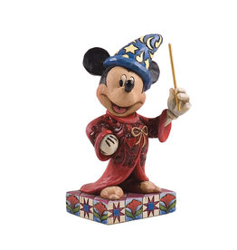 Disney Disney ( Disney Traditions Figurine  ) Mickey Fantasia