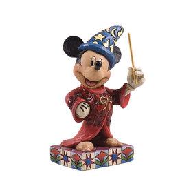 Disney Disney ( Figurine Disney Traditions ) Mickey Magicien