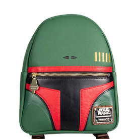 Star Wars Star Wars  (  Loungefly Mini Backpack ) Boba Fett