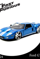 Fast & Furious ( Die Cast 1:24 ) Ford GT