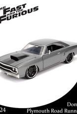 Fast & Furious ( Die Cast 1:24 ) Dom's Plymouth Road Runner
