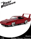 Fast & Furious ( Die Cast 1:24 ) Dom's  Dodge Charger Daytona