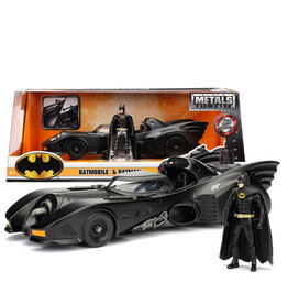 Dc comics Dc Comics Batman ( Die Cast 1:24 ) 1980 Batmobile