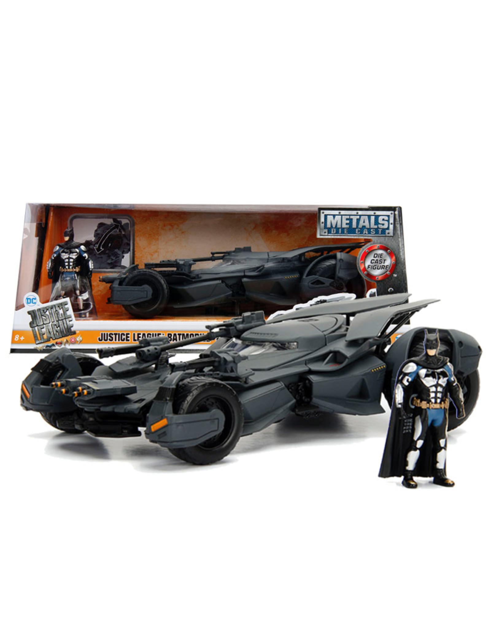 Dc comics Dc Comics Batman ( Die Cast 1:24 ) Justice League Batmobile