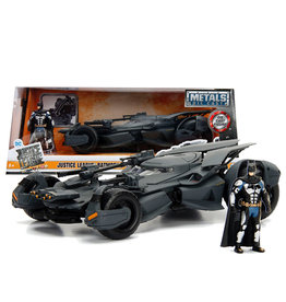 Dc comics Dc Comics Batman ( Voiture de collection en métal 1:24 ) Ligue des justiciers Batmobile