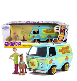 Scooby Doo ( Die Cast 1:24 ) The Mystery Machine