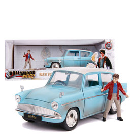 Harry Potter Harry Potter ( Die Cast 1:24 ) Harry Potter & 1959 Ford Anglia