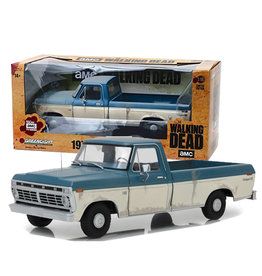 The Walking Dead ( Die Cast 1:18 ) Ford F-100 1973