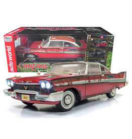 Christine ( Voiture de collection en métal 1:18 ) Sale Plymouth Fury 1985