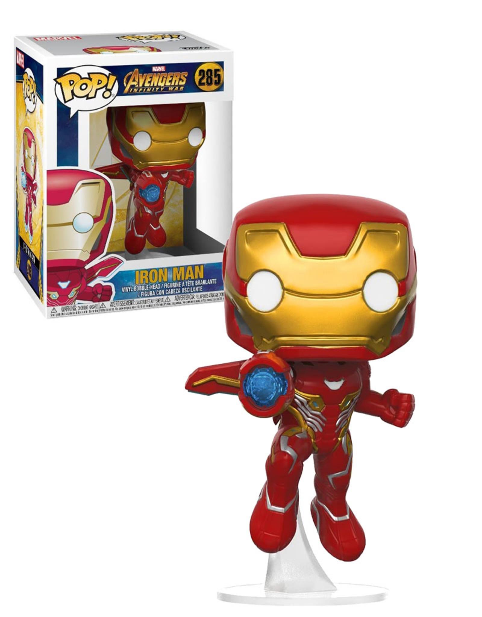 Marvel Marvel ( Funko Pop ) Iron Man 285