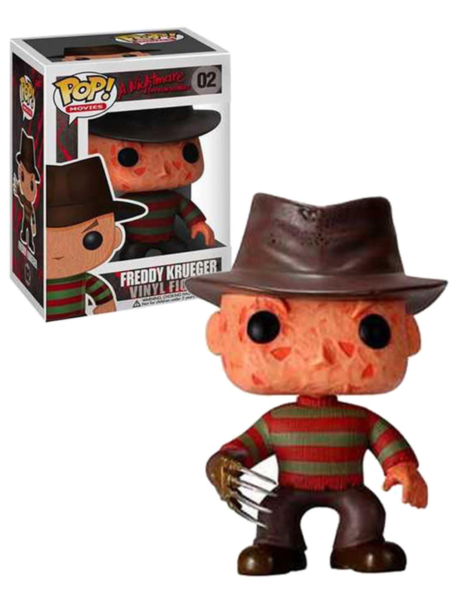 A Nightmare on Elm Street ( Funko Pop ) Freddy Krueger 02