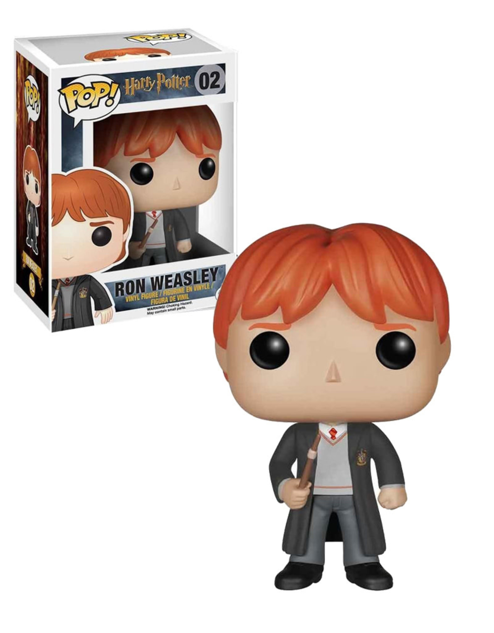 Harry Potter Harry Potter ( Funko Pop ) Ron Weasley 02