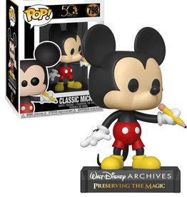 Disney Disney 798 ( Funko Pop ) Mickey 50 Ieme