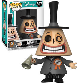 The Nightmare Before Christmas The Nightmare Before Christmas  807 ( Funko Pop ) Mayor