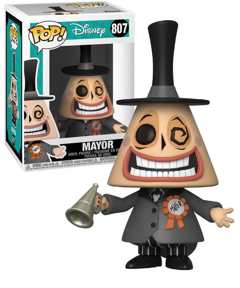 The Nightmare Before Christmas The Nightmare Before Christmas  807 ( Funko Pop ) Mayor