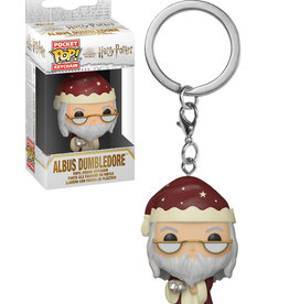 Harry Potter Harry Potter ( Funko Pop Keychain ) Albus Dumbledore christmas