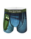 Boxer ( Good Luck Undies ) Rick and Morty Pickel Rick