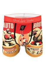 Boxer Popeye ( Good Luck Undies ) Bluto VS Brutus