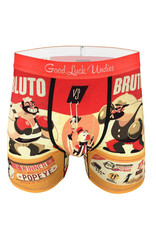 Boxeur Popeye ( Good Luck Undies ) Bluto VS Brutus