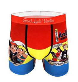 Boxer ( Good Luck Undies ) Archie Annual