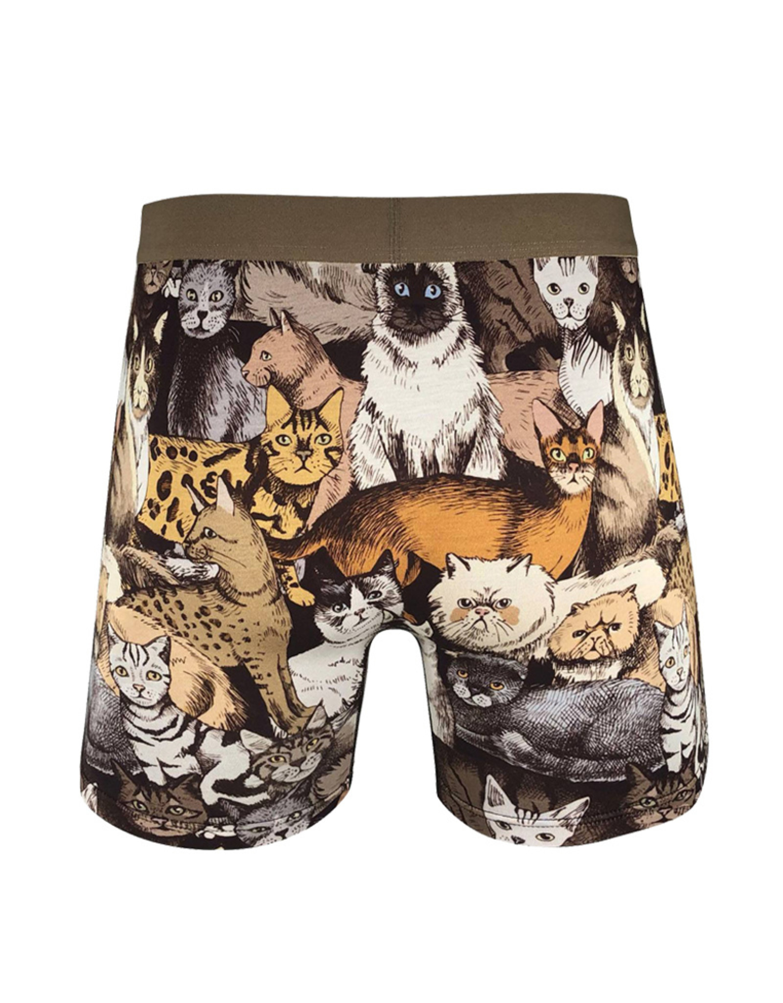 Boxer ( Good Luck Undies ) Cats